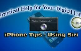 PHYDL #001: iPhone Tips – Using Siri