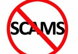 Scams, both online and offline