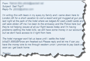 fake-email-stranded-traveler-screenshot