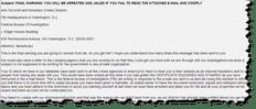 fakeemailthreat