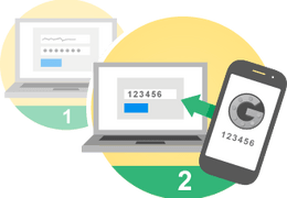 Use 2-Factor Authentication
