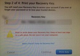 A Warning about Apple ID and 2-factor Authentication