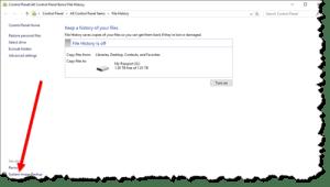 windows-file-history-screenshot
