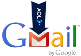 AOL Mail in Gmail