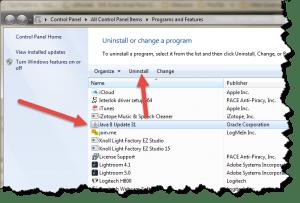 uninstall-java-screenshot