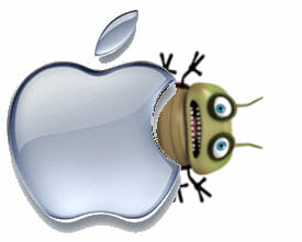 bug-behind-apple-logo-bug-image-from-shutterstock