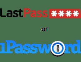 lastpass-or-1password-logos