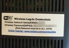 router-wi-fi-passcode-sticker