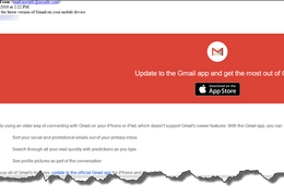 Gmail iPhone App