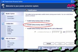 apc-powerchute-screenshot