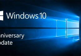 Win10 Anniversary Update