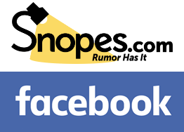 snopes-and-facebook-logos