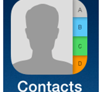 Move iPhone Contacts to Google