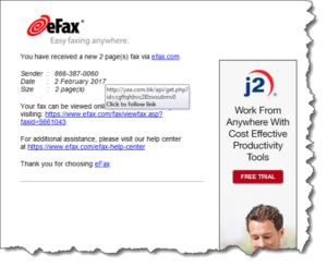 fake-efax-message-screenshot