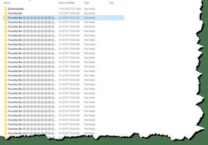 win10-icloud-duplicate-favorites-screenshot