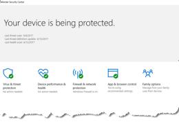New Windows Defender