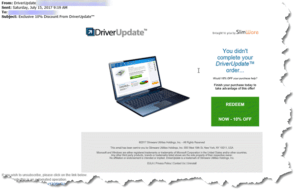 driverupdate-email-malware-screenshot