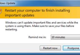 Restart Your Computer Loop