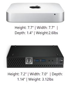 macmini-vs-dellmicropc-size-weight
