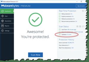 malwarebytes-check-for-updates-screenshot