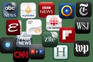 news-app-collage