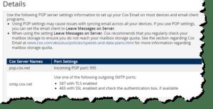 cox-mail-server-settings-screenshot