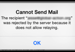 Mac Mail Messed