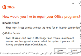 MS Office Fouled