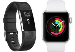 Fitbit vs. Apple Watch3