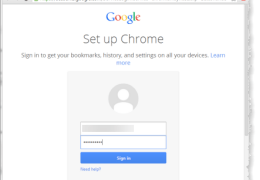Google Chrome Monthly