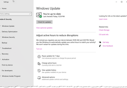 It's Windows 10's Patch Tuesday